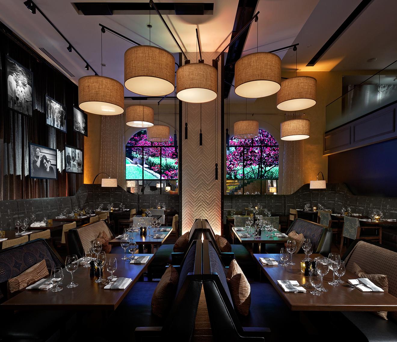 Montecito Lower Dining Area