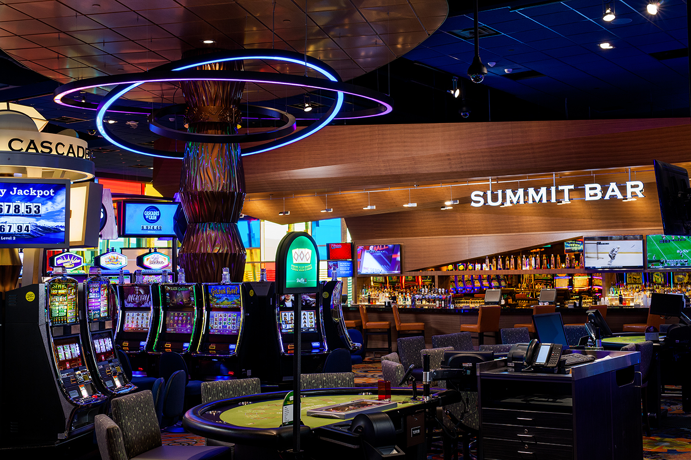 casino rama table games