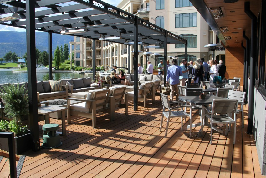 Delta Grand Okanagan Restaurant Lounge